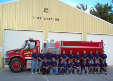 Walnut Grove Fire Department